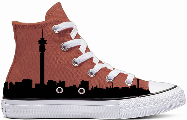 Joburg hightop