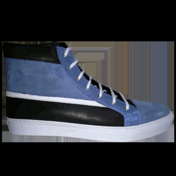 Full grain leather boot