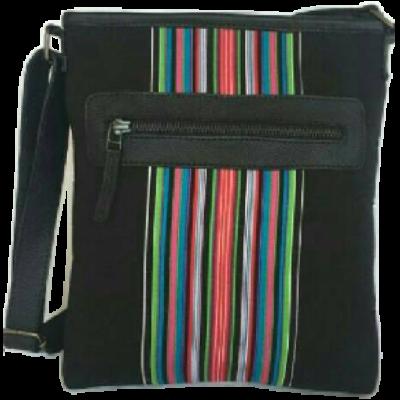 Venda stripes sling bag