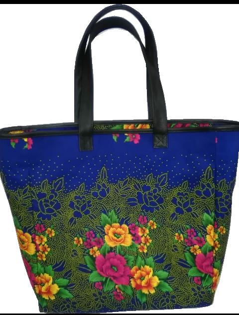 Tsonga Floral Tote